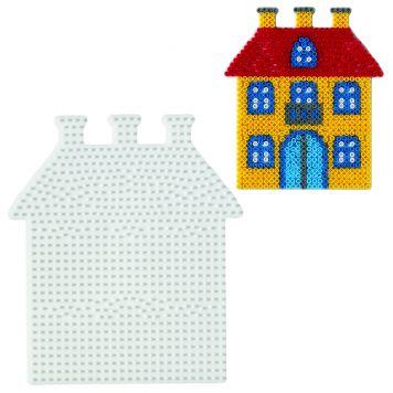 Strijkkralen Grondplaat Hama Huis