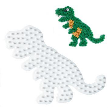 Strijkkralen Grondplaat Hama Dino