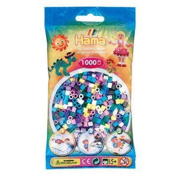Strijkkralen Hama 1000 Stuks Assorti 4