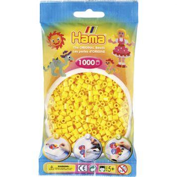 Hama Strijkkralen 1000 Stuks Geel
