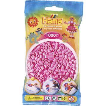 Hama Strijkkralen 1000 Stuks Roze