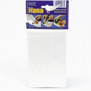 Strijkkralen Strijkpapier Hama 4 Stuks