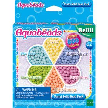 Aquabeads 31360 Navulling Pastel Parels