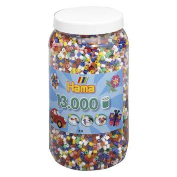 Strijkkralen Hama Ton 13000 Stuks Primair