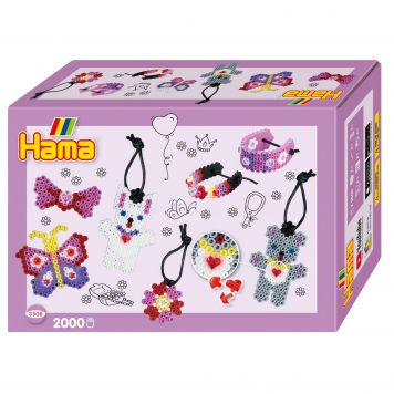Strijkkralen Hama Fashion 200 Delig Inclusief Edelstenen