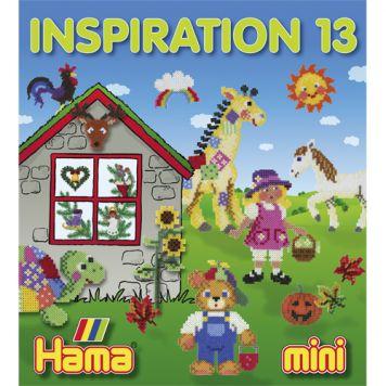 Strijkkralenboekje Hama Nummer 13