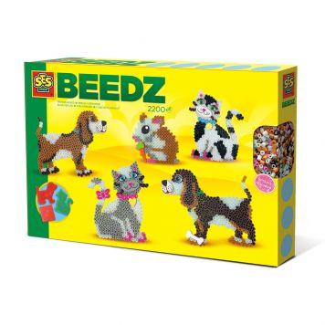 SES Beedz Strijkkralen Huisdieren