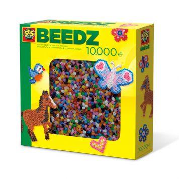 SES Mix Strijkkralen 10000