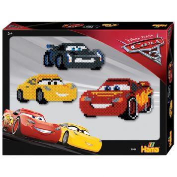 Strijkkralen Cars 3 4000 Delig