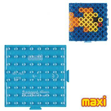 Maxi Strijkkralen Grondplaat Hama Vierkant