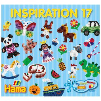 Strijkkralen Boekje Hama Nummer 17