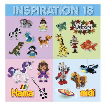Strijkkralen Boekje Nummer 18 Inspiratie