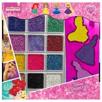 Strijkkralen Disney Princess 6000 Delig
