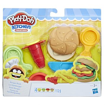 Play Doh Burger Bash