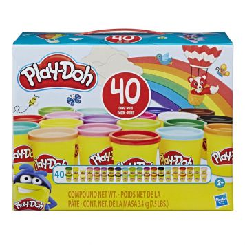 Play Doh 40 Pack