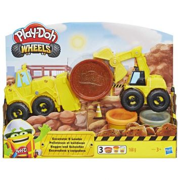 Play-Doh Wheels Drive N Dredge Excavator