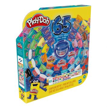 Play Doh Ultimate Color Collection 65 Pack