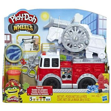 Play-Doh Wheels Brandweerwagen