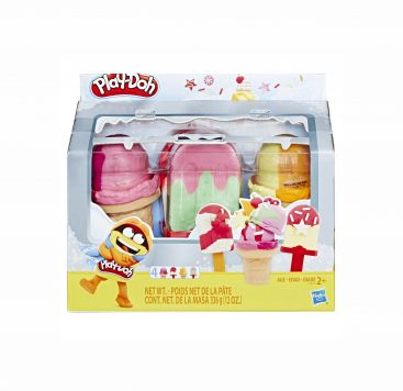 Play-Doh Ijsjes Vriezer