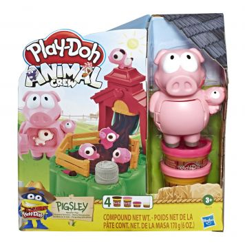 Playdoh Animal Crew Biggenbende