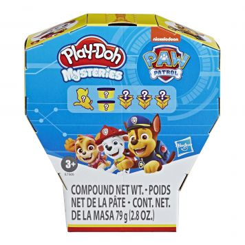 Play Doh Paw Patrol Mysteries Assorti