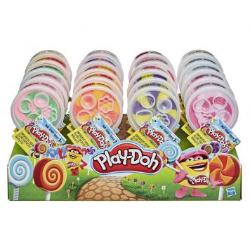 Play Doh Lollies