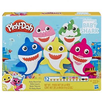 Play-Doh Baby Shark Speelset
