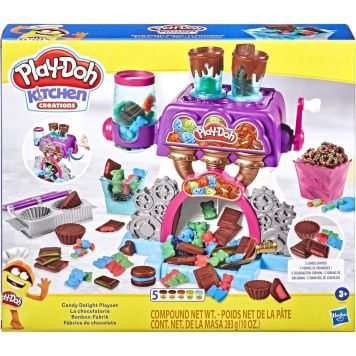 Play Doh La Chocolaterie