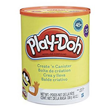 Play-Doh Create N Camister