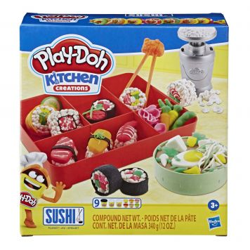 Play Doh Sushi Set