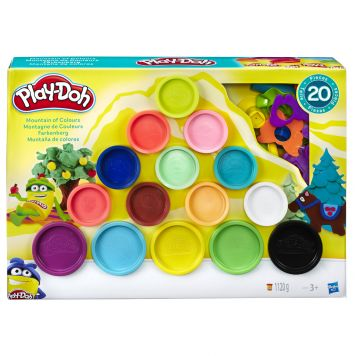 Playdoh Mountain Of Colors