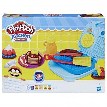 Play-Doh Ontbijt Speelset