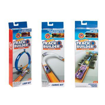 Hot Weels Track Builder Auto Assorti