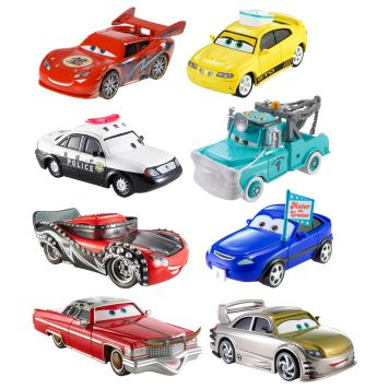 Auto Diecast Cars Toons 1:64  Assortiment