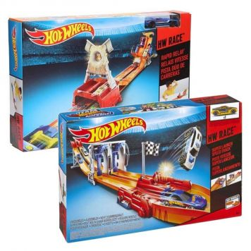 Hot Wheels Race Boosted Accessoires Assorti