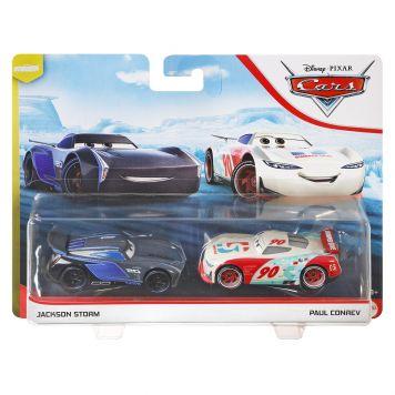 Auto Disney Cars Diecast 2 Pack Assorti