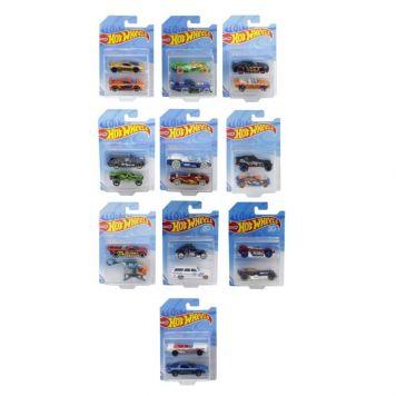 Hot Wheels 2-Pack Assorti