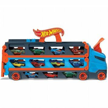 Hot Wheels Speedway transportwagen