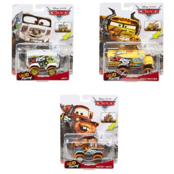 Cars XRS Die Cast Oversized Assorti