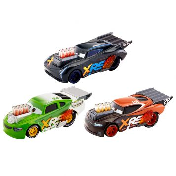 Cars XRS Racers 3 Pack