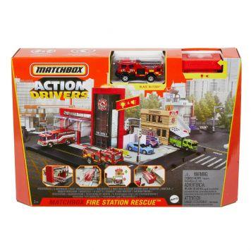 Matchbox Action Drivers Playset Assortiment