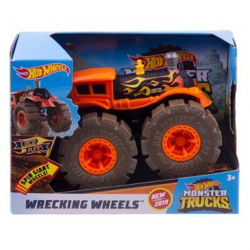 Hot Wheels Monster Trucks 1:43 Wrecking Wheels Assorti