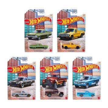 Hot Wheels Themed Auto Hot Pickups Assorti