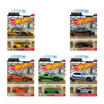 Hot Wheels Themed Automotive Ast 2021 Mix