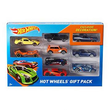 Auto Hot Wheels Giftset 9-Pack Assorti