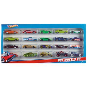 Hotwheels Diecast 20 Autos Assorti