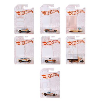 Hot Wheel Pearl En Chrome Assorti