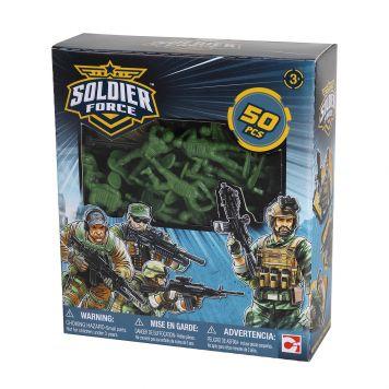 Soldaten Speelset 50 Delig