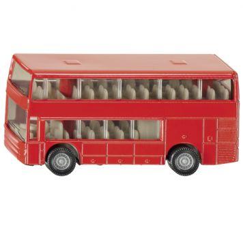Siku 1321 Auto Dubbeldekker Bus