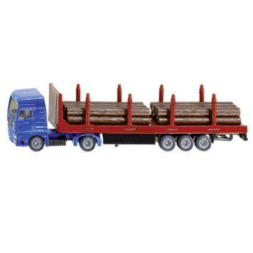 Siku 1659 Vrachtwagen Bomentransport